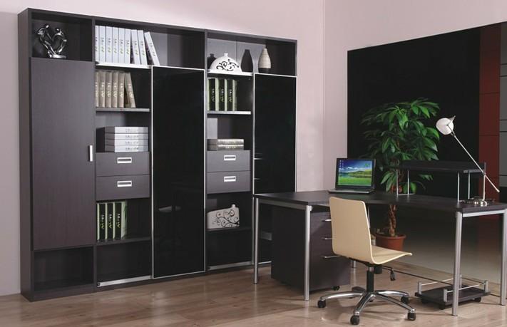 简洁书房家具